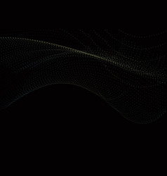black technology background consisting of colored vector image