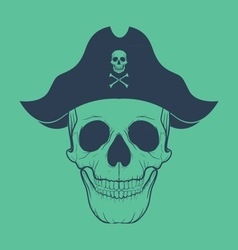 Pirate vector image
