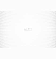 Abstract white geometrical background vector