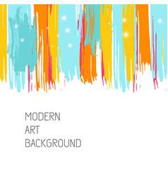 art background art background vector image