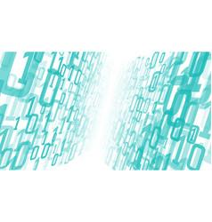 Cyberspace digital computer cloud random numbers vector