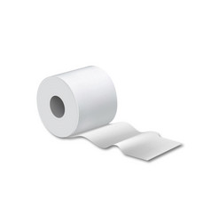 Toilet paper lavatory hygiene accessory vector
