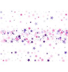 fairytale magic card backdrop vector image
