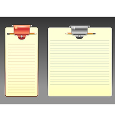 Task board with lines vector