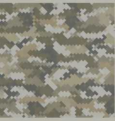 Urban camouflage background army abstract pattern vector