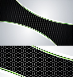 Automotive Grill Background vector image vector image