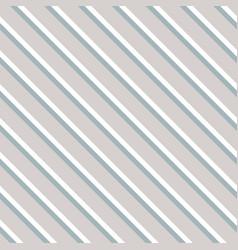 cute retro pattern seamless striped diagonal line vector image