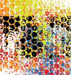 Pattern grunge background vector