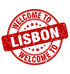 Welcome to lisbon vector