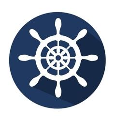 timon ship antique icon vector image vector image