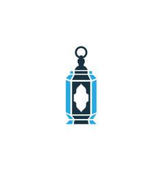 lantern colorful icon symbol premium quality vector image
