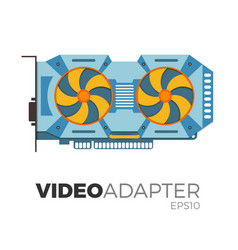 Video card vector