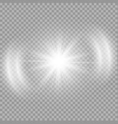 Bright star blast vector