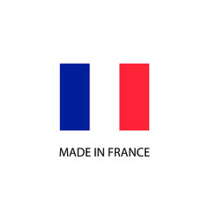 made in france sign vector image