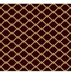 Gold grid vector image