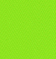 Green abstract zigzag stripe pattern background vector
