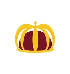 Crown royal symbol vector