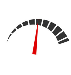 Dial gauge meter llmoooqp9 vector