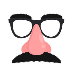 Disguise mask vector