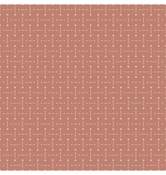 Abstract Seamless Pattern with Dots vector image