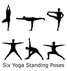 Yoga standings vector