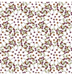 Beautiful orient style seamless pattern vector image