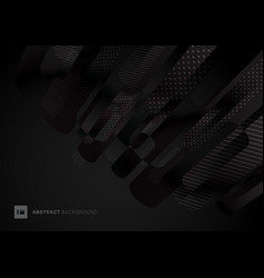 abstract black color pattern liquid gradient vector image
