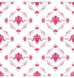 royal wallpaper vector image