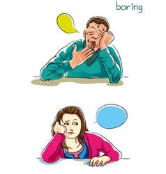 Boring vector