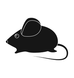 House mouse icon of for web vector image
