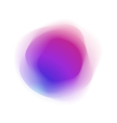 Abstract Purple Form vector