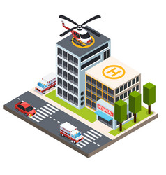Emergency isometric composition vector
