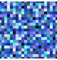 Square geometric seamless pattern 2806 vector image