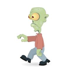 Zombie5 vector image