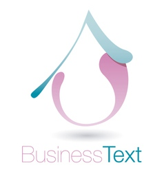Elegant Logo vector image
