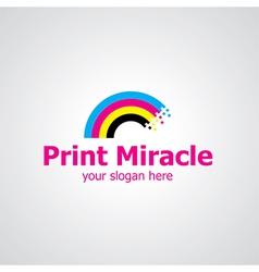 Print miracle vector