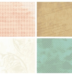 victorian grunge backgrounds vector image vector image