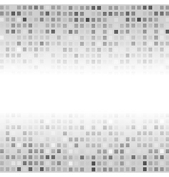 Dots on Gray Background Halftone Effect vector