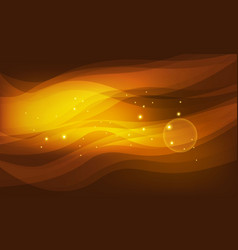glowing modern bright 3d background trendy vector image