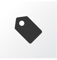 Badge icon symbol premium quality isolated label vector