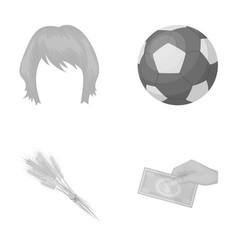 trade business ecology and other web icon in vector image vector image