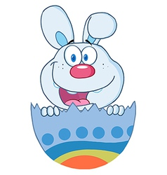 Happy Easter cartoon vector image