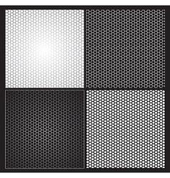Checkered vector image