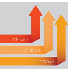 options design vector image