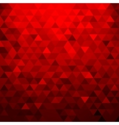Red background texture vector image