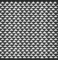Black and white tribal ethnic pattern vector