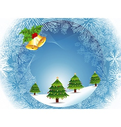 Beautiful Christmas Abstract design vector image