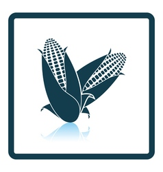Corn icon vector image vector image