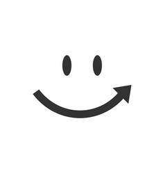 arrow clip art graphic design template vector image