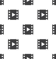 media seamless pattern vector image